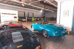 15 Vintage Speedsters East