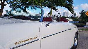 2 Vintage Speedsters East