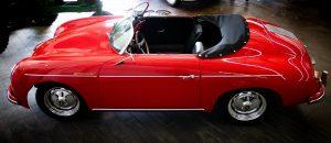 7 Vintage Speedsters East