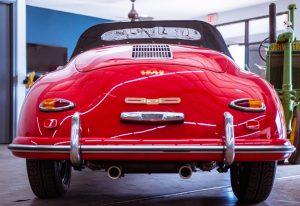 9 Vintage Speedsters East